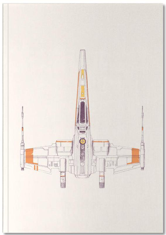 X Wing Notebook