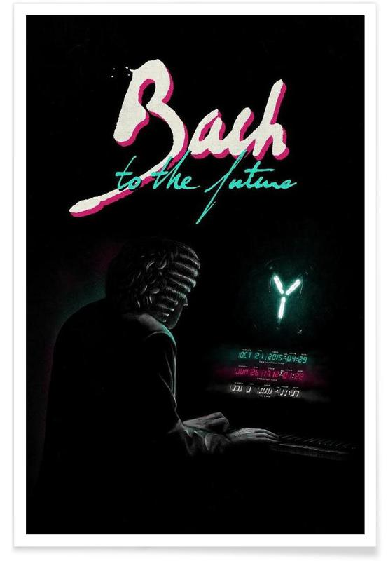 Humour, Bach to the future affiche