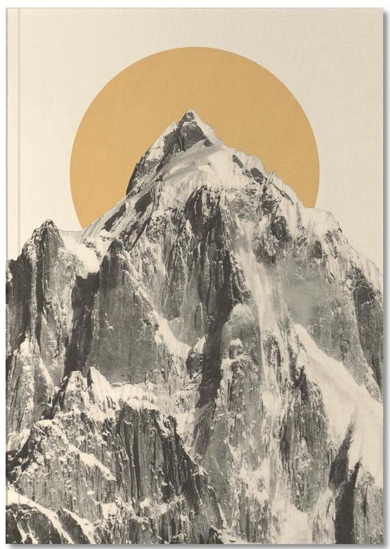 Mountainscape 5 Notebook