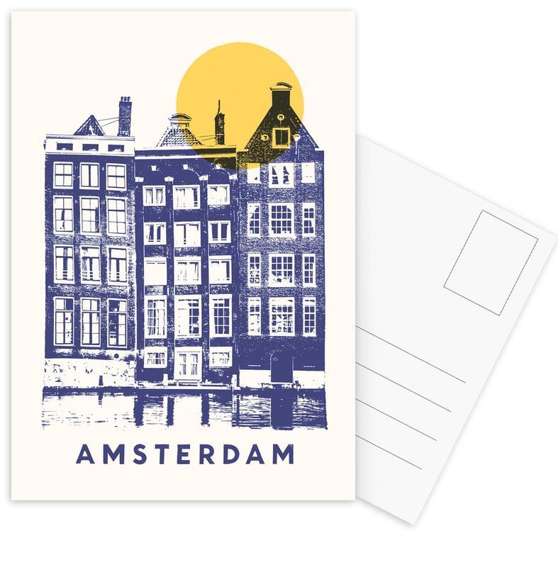 Amsterdam, Amsterdam ansichtkaartenset