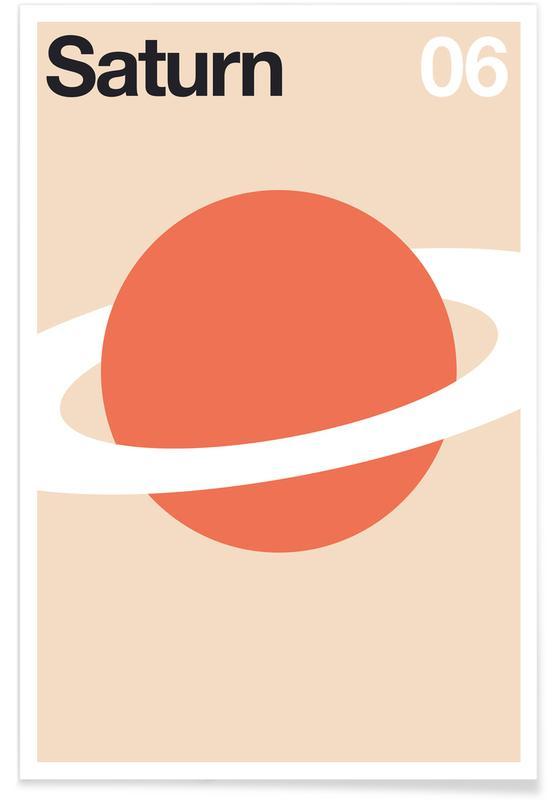 Saturn 06 -Poster