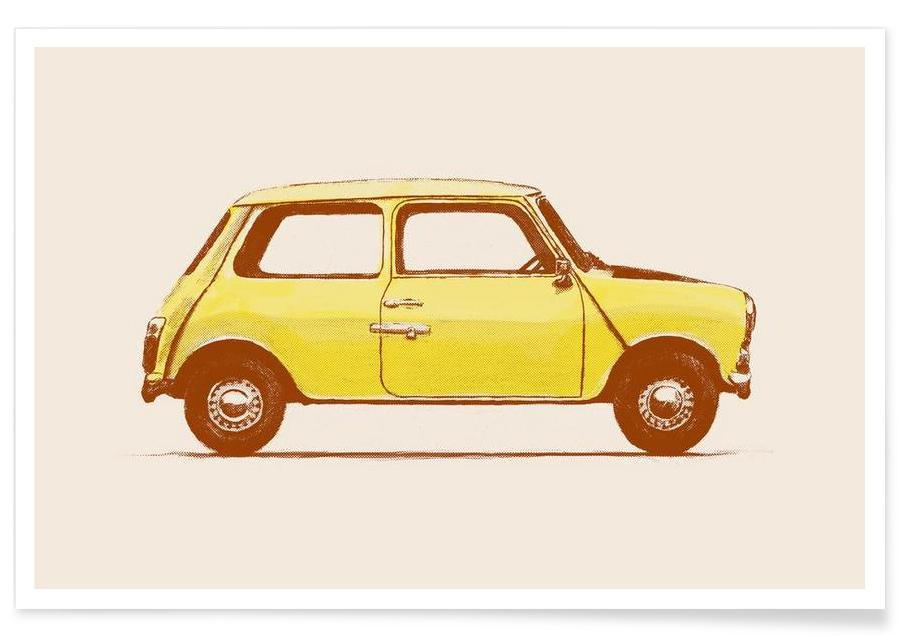 Mini - Mr Beans -Poster