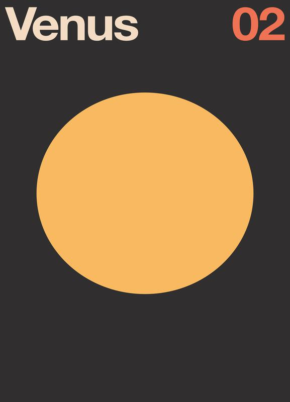 Venus 02 toile
