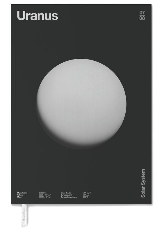 Zwart en wit, Uranus agenda