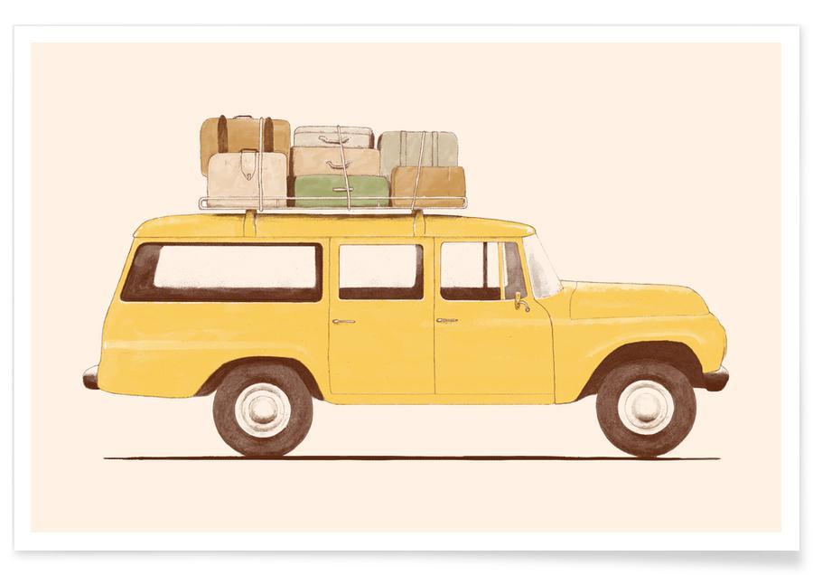Cars, Summer Car Poster