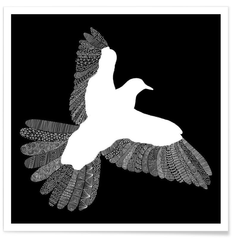 Bird 01 -Poster