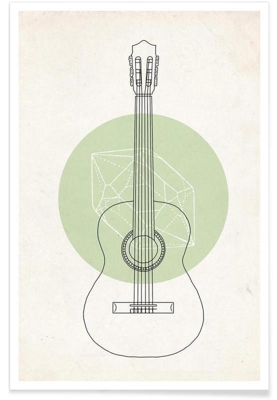 Guitar affiche
