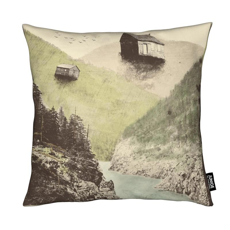 Paysages abstraits, Montagnes, Antigravity coussin
