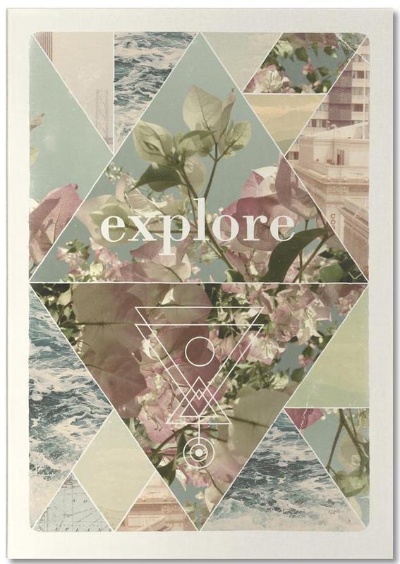 Explore I Notepad