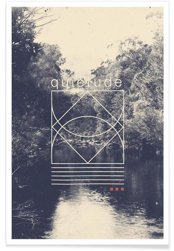 Quietude -Poster