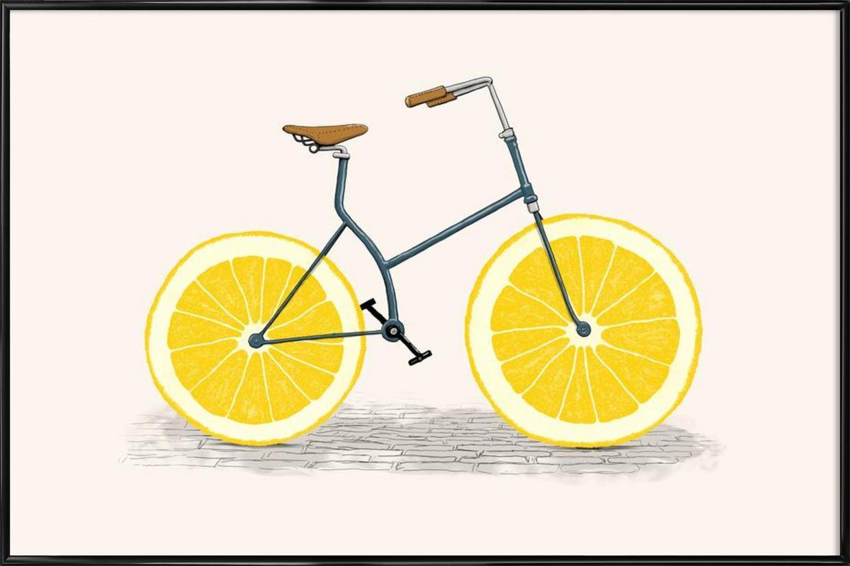 Lemonade ingelijste poster