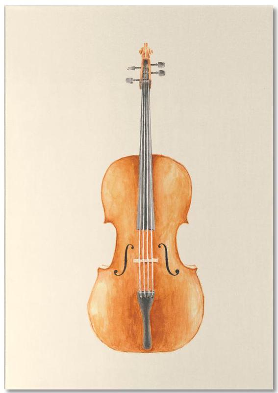 Cello Notepad