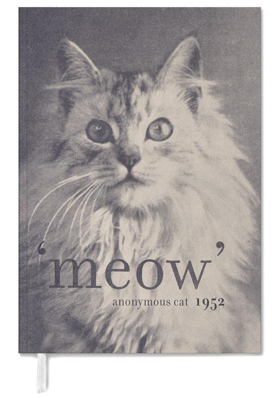 Famous Quote - Cat Personal Planner