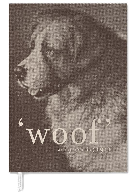 Famous Quote - Dog Personal Planner