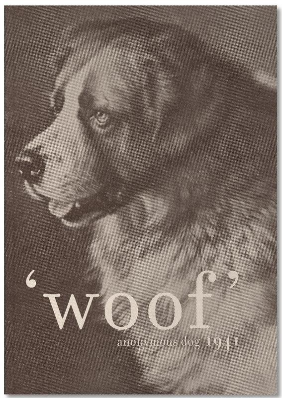 Famous Quote - Dog Notebook