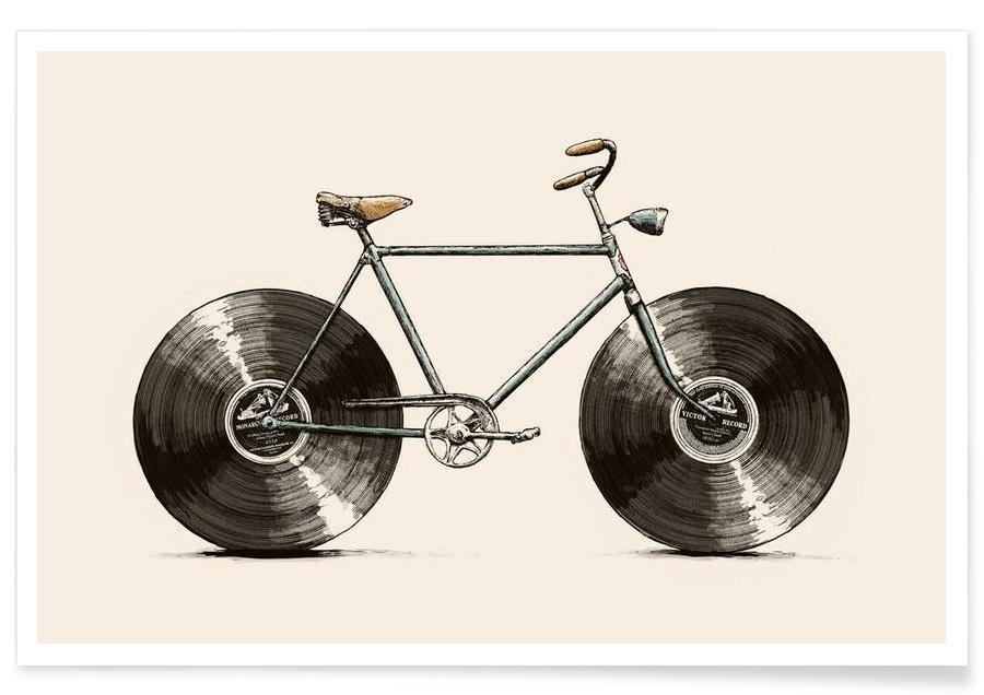Vélos, Velophone affiche