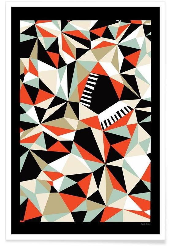 , Jazz -Poster