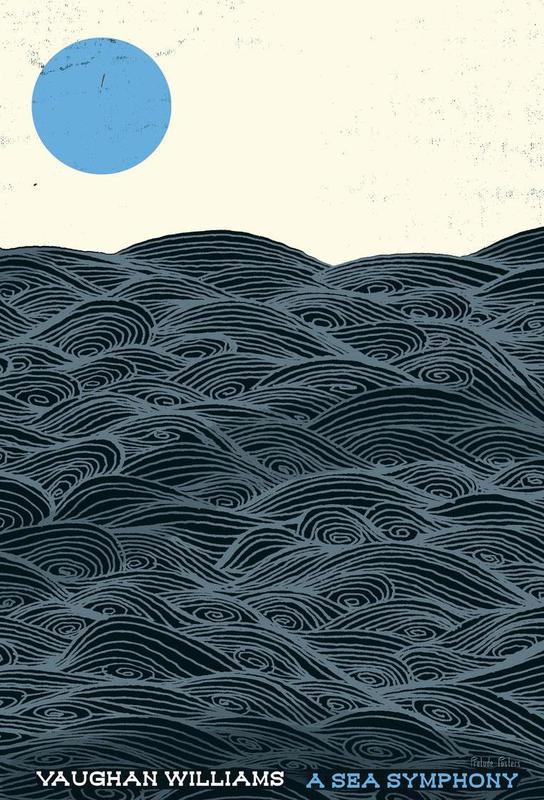 Vaughan Williams - Sea Symphony Acrylic Print