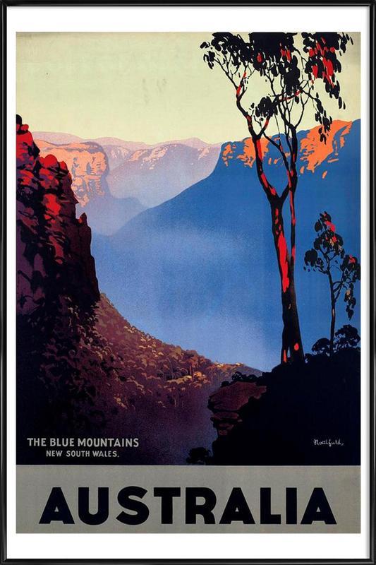 australia1 Framed Poster