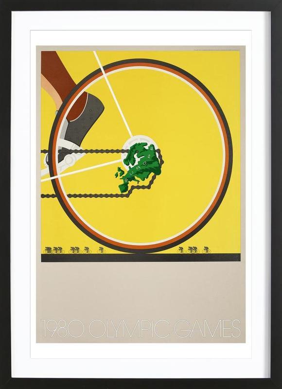 bike1 Framed Print