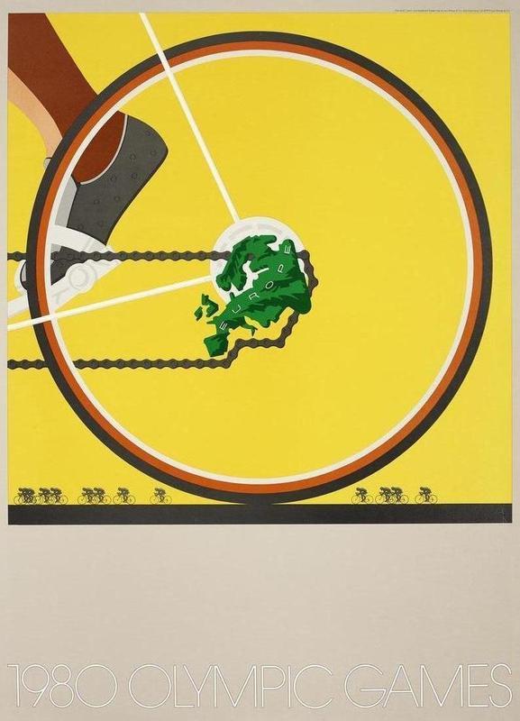 bike1 Canvas Print