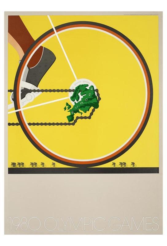 bike1 -Acrylglasbild