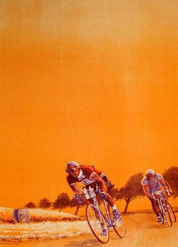 bike2 -Leinwandbild