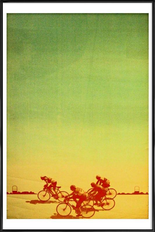 bike3 Framed Poster