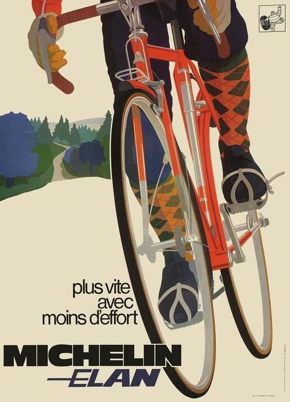 bike7 -Leinwandbild
