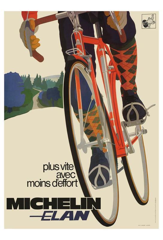 bike7 acrylglas print