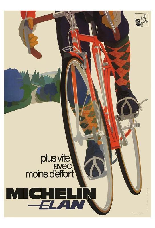 bike7 -Acrylglasbild