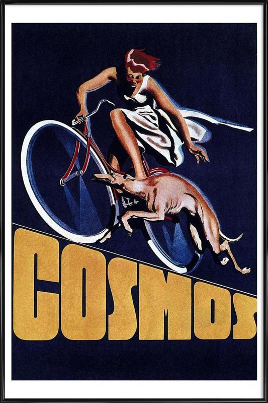 bike8 Framed Poster