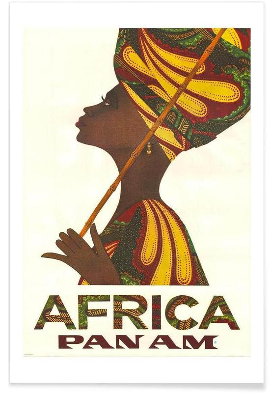 Voyages, africa3 affiche