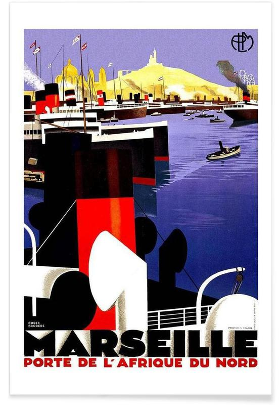 Voyages, Vintage, france2 affiche
