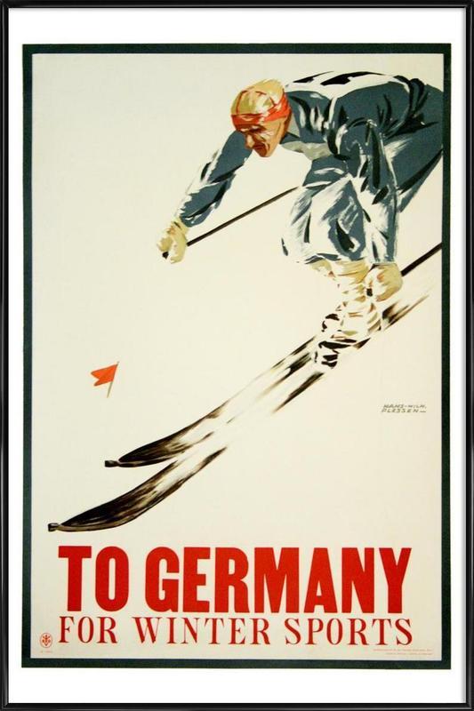 germany1 Framed Poster