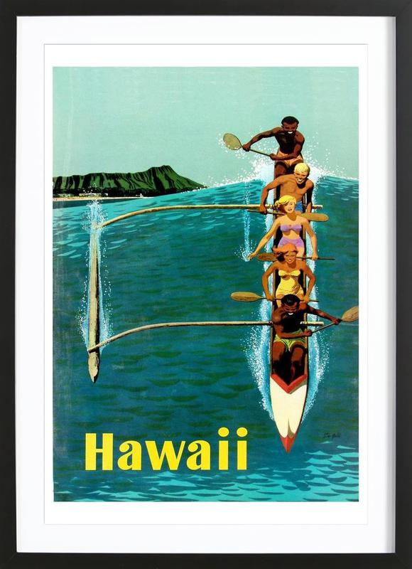 hawaii3 Framed Print