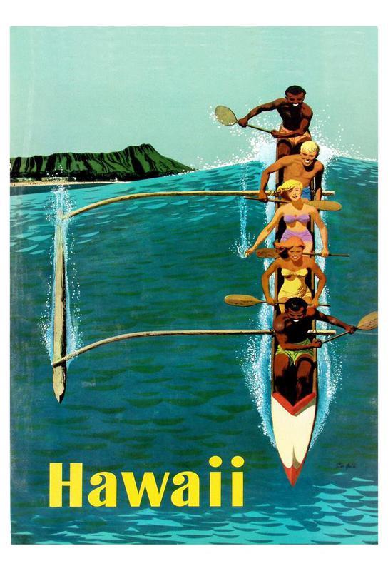 hawaii3 acrylglas print
