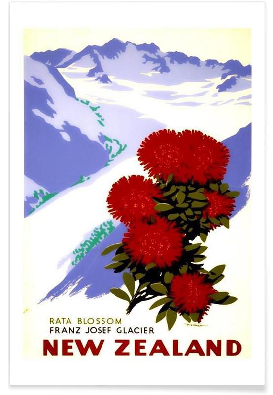 Voyages, newzealand2 affiche