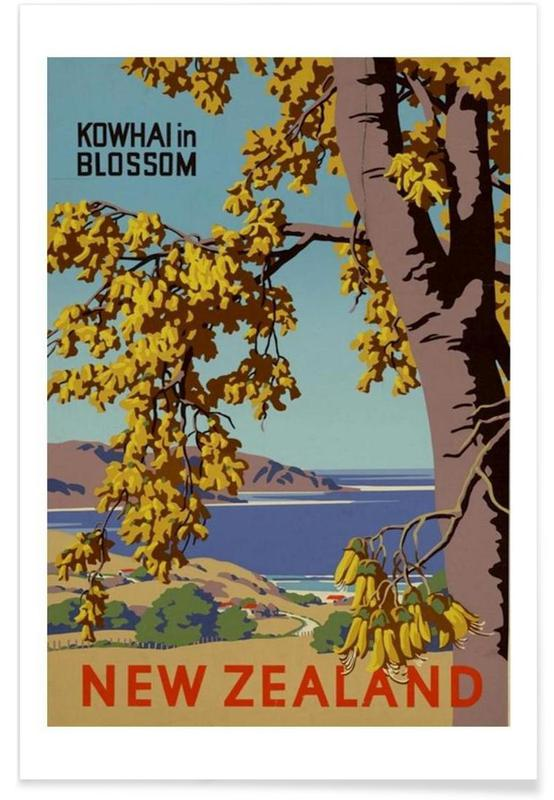 newzealand4 Poster
