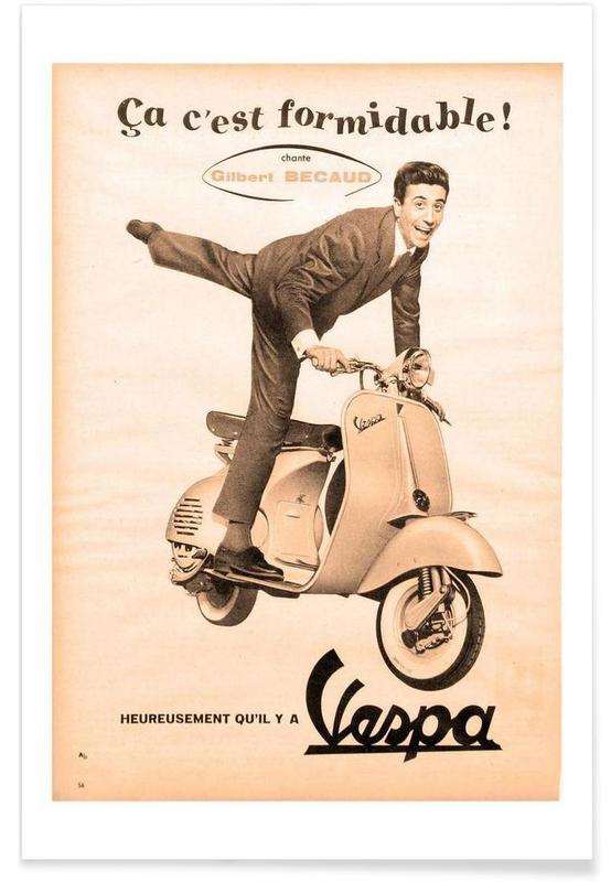 scooter -Poster