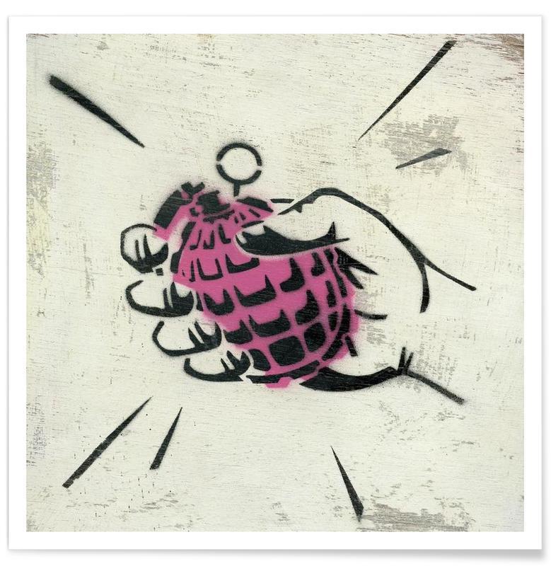 Hand Grenade affiche