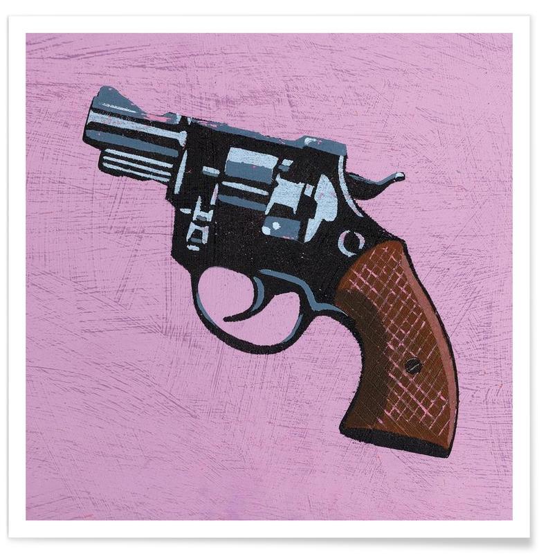 Pop Art, Revolver Poster