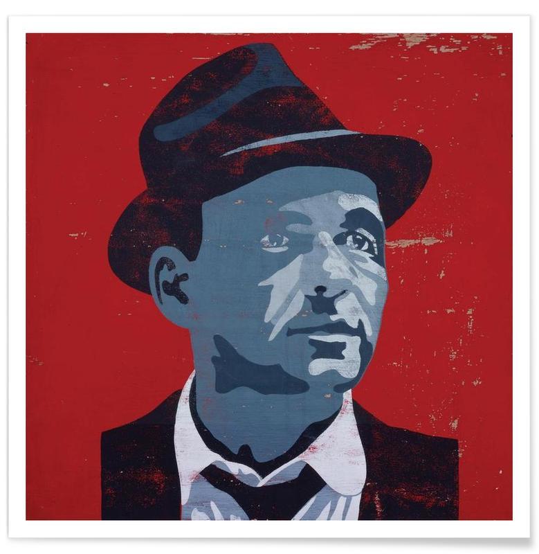 , Sinatra affiche