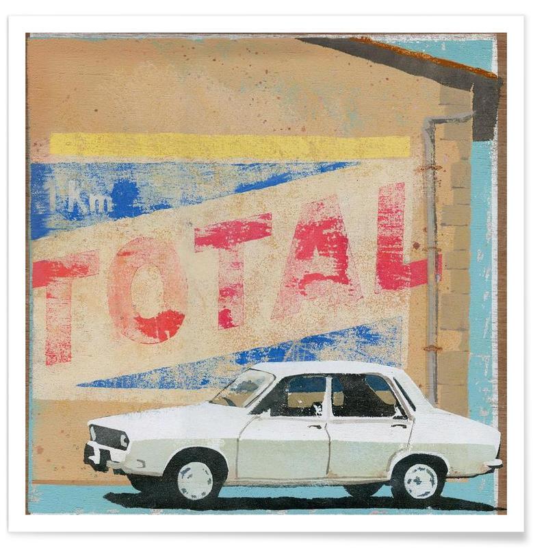 Auto's, Retro, Total 1 Final 1 poster