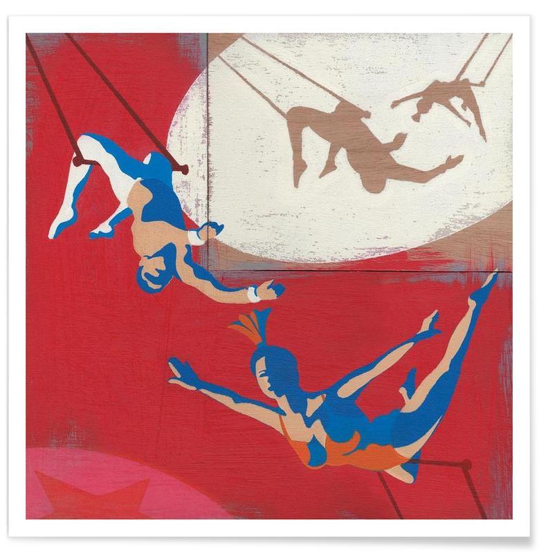 , Trapeze affiche