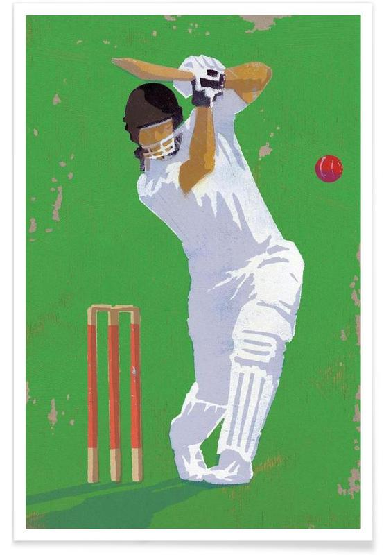 , Cricket affiche