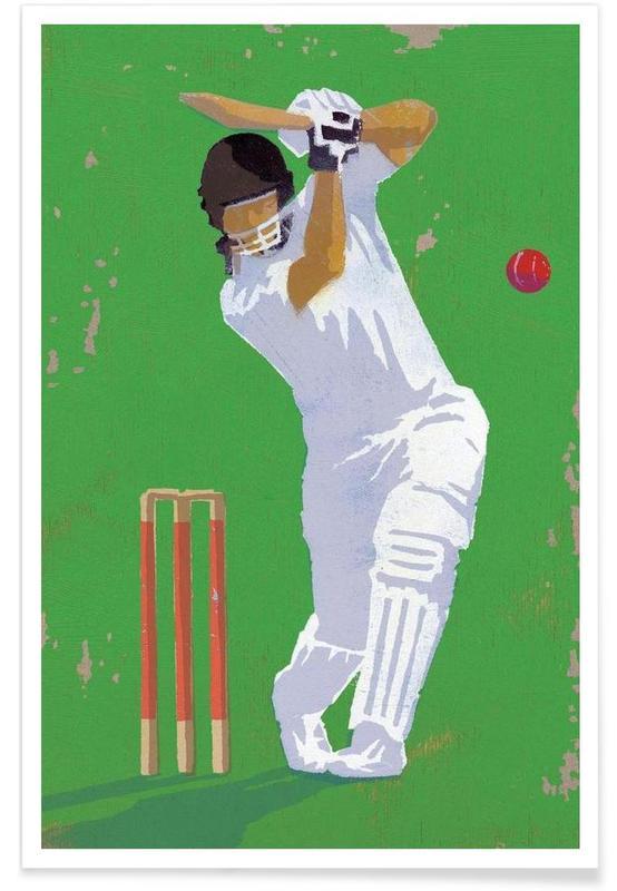 Cricket -Poster