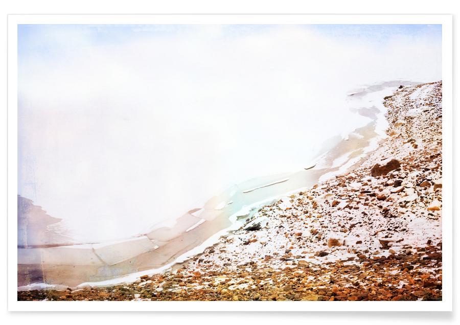 Océans, mers & lacs, Bare Parts Lake affiche