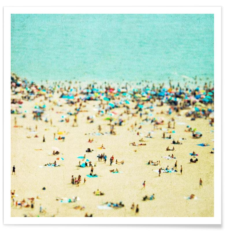 Coney Island Beach affiche