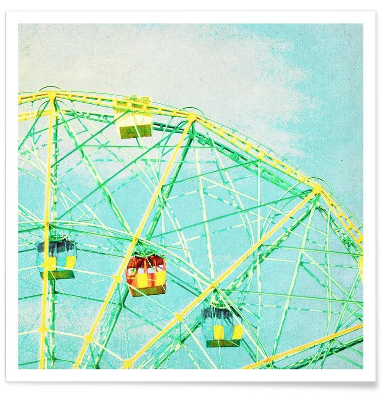 Ferris Wheel affiche